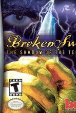 GameBoy Advance Broken Sword The Shadow of the Templars (Cart Only)