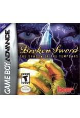 GameBoy Advance Broken Sword The Shadow of the Templars (Cart Only)