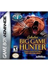 GameBoy Advance Cabela's Big Game Hunter 2005 Adventures (Cart Only)