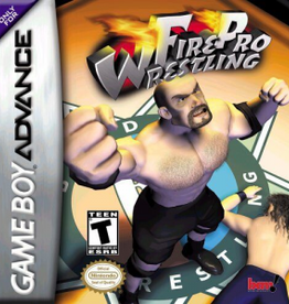 GameBoy Advance Fire Pro Wrestling (Cart Only)