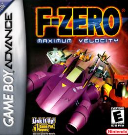 GameBoy Advance F-Zero Maximum Velocity (Cart Only)