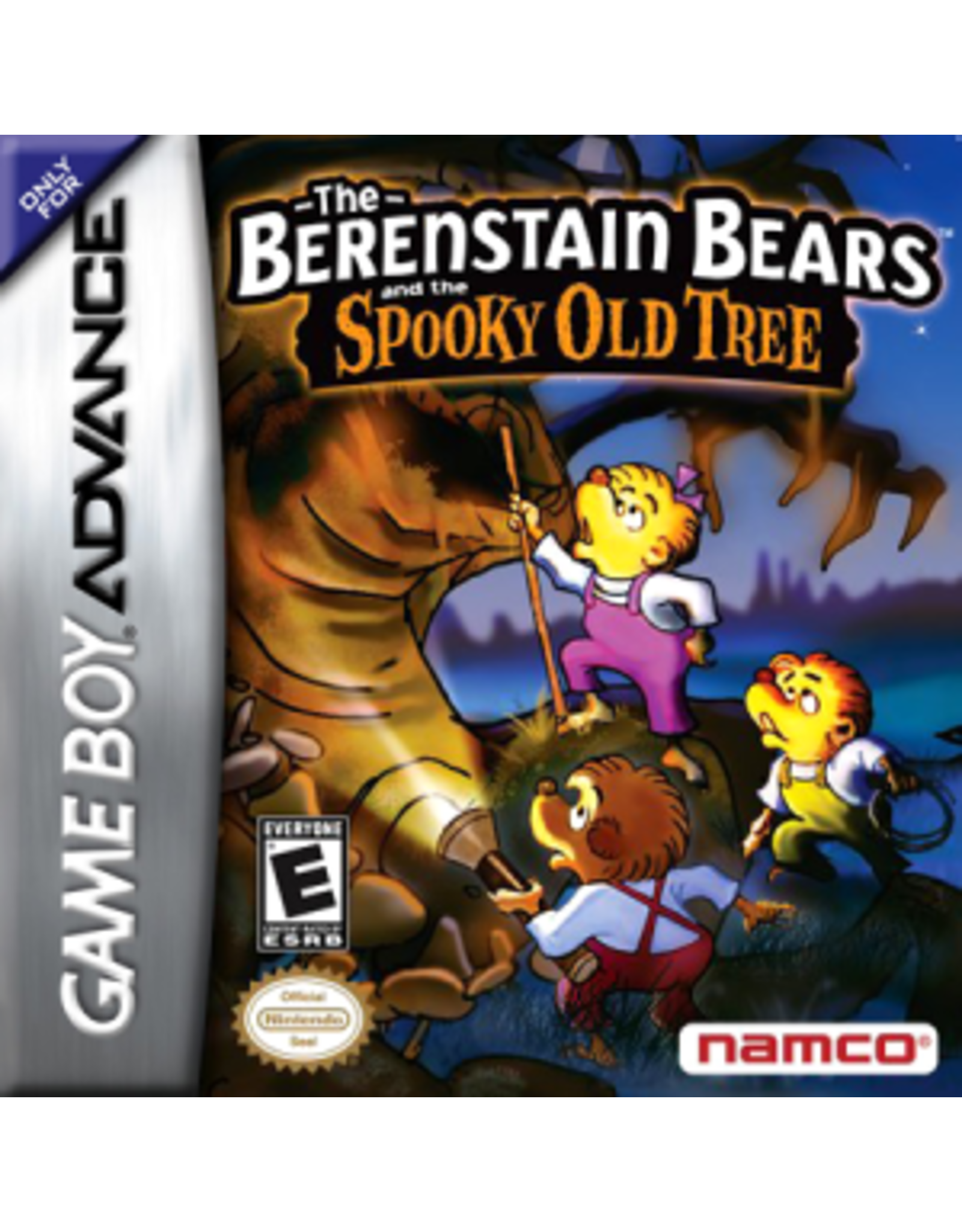 GameBoy Advance Berenstain Bears and the Spooky Old Tree (Cart Only)