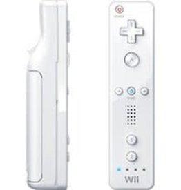 Wii Wii Remote (White)
