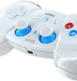 Wii Wii Classic Controller (White)(Nyko 3rd Party)