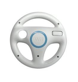 Wii Wii Wheel (White)