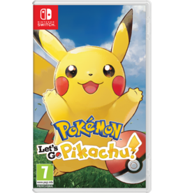 Nintendo Switch Pokemon Let's Go Pikachu (Used)