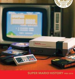 Wii Super Mario History (Soundtrack and Book)