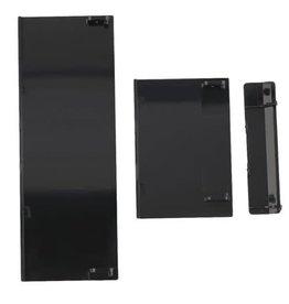 Wii Wii Console Doors (Black)