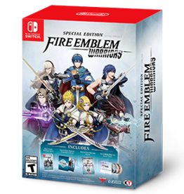 Nintendo Switch Fire Emblem Warriors Special Edition