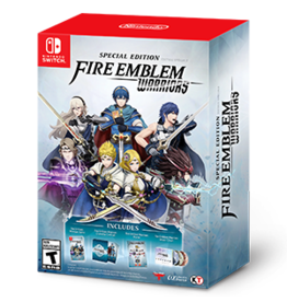 Nintendo Switch Fire Emblem Warriors Special Edition (Brand New)
