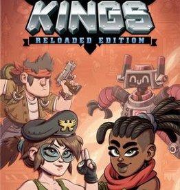 Nintendo Switch Mercenary Kings Reloaded Edition (LRG #002)