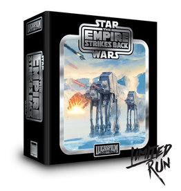 Nintendo Star Wars Empire Strikes Back Collectors Edition Gameboy (Limited Run Games)