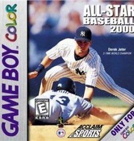 GameBoy Color All-Star Baseball 2000