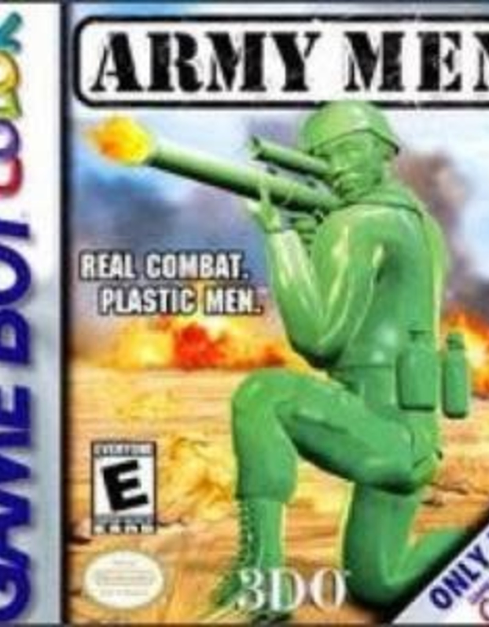 GameBoy Color Army Men (Cart Only)