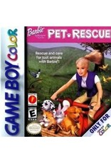 GameBoy Color Barbie Pet Rescue (Cart Only)