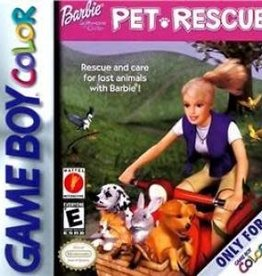 GameBoy Color Barbie Pet Rescue