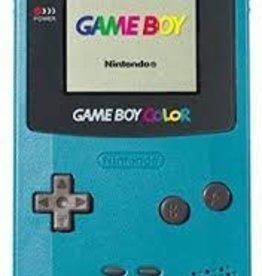 GameBoy Color Game Boy Color (Teal)