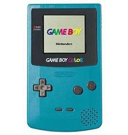 GameBoy Color Game Boy Color Console (Teal)