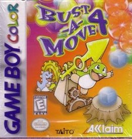 GameBoy Color Bust-A-Move 4
