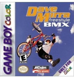 GameBoy Color Dave Mirra Freestyle BMX (Cart Only)