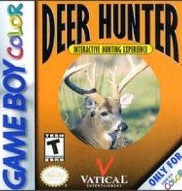 GameBoy Color Deer Hunter (Cart Only)