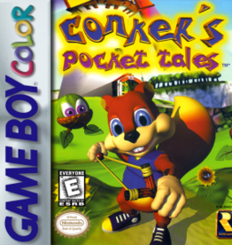 GameBoy Conker's Pocket Tales (Cart Only)