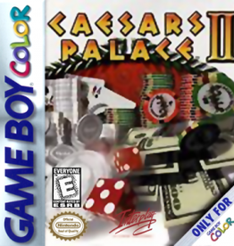 GameBoy Color Caesar's Palace 2 (Cart Only)
