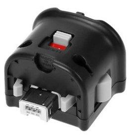 Wii Wii MotionPlus Adapter (Black)