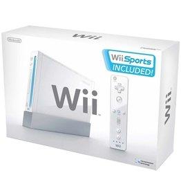 Wii White Nintendo Wii Console Wii Sports Bundle (CIB)