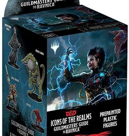 Dungeons & Dragons D&D Icons Guildmasters Guide to Ravnica Figure (Blind Box)