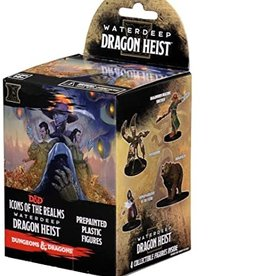 Dungeons & Dragons D&D Icons Waterdeep Dragon Heist Figure (Blind Box)