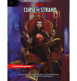 Dungeons & Dragons Curse of Strahd (HC)