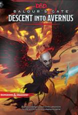 Dungeons & Dragons Baldur's Gate Descent into Avernus