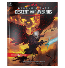 Dungeons & Dragons Baldur's Gate Descent into Avernus (HC)