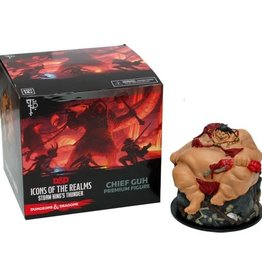 Dungeons & Dragons D&D Icons Chief Guh Premium Figure