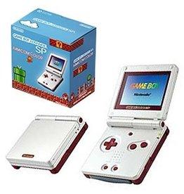 GameBoy Advance Gameboy Advance SP Famicom Edition (CIB, Consignment)