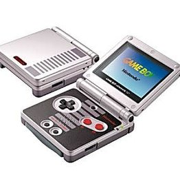 GameBoy Advance Gameboy Advance SP NES Classic Edition (Consignment)