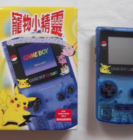 GameBoy Color Gameboy Color (Pokemon Hong Kong Edition, Consignment)