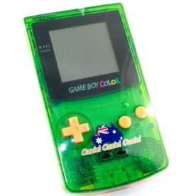 GameBoy Color Gameboy Color Ozzie Edition (Slight Fading, Consignment)
