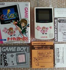 GameBoy Color Gameboy Color Cardcaptor Sakura (CIB, Consignment)