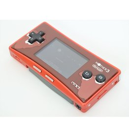 GameBoy Advance Gameboy Micro Mother 3 Edition (Console Only, Used, Consignment)