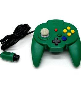 Nintendo 64 Hori N64 Controller (Green, Consignment)