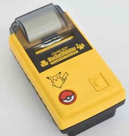 GameBoy Gameboy Printer Pikachu Edition (Consignment)