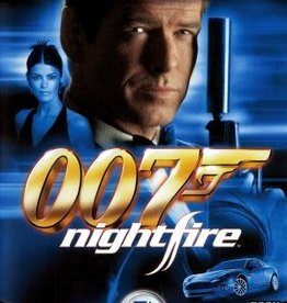 Gamecube 007 Nightfire