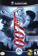 Gamecube 007 Everything or Nothing (CiB)