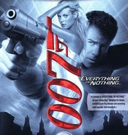 Gamecube 007 Everything or Nothing