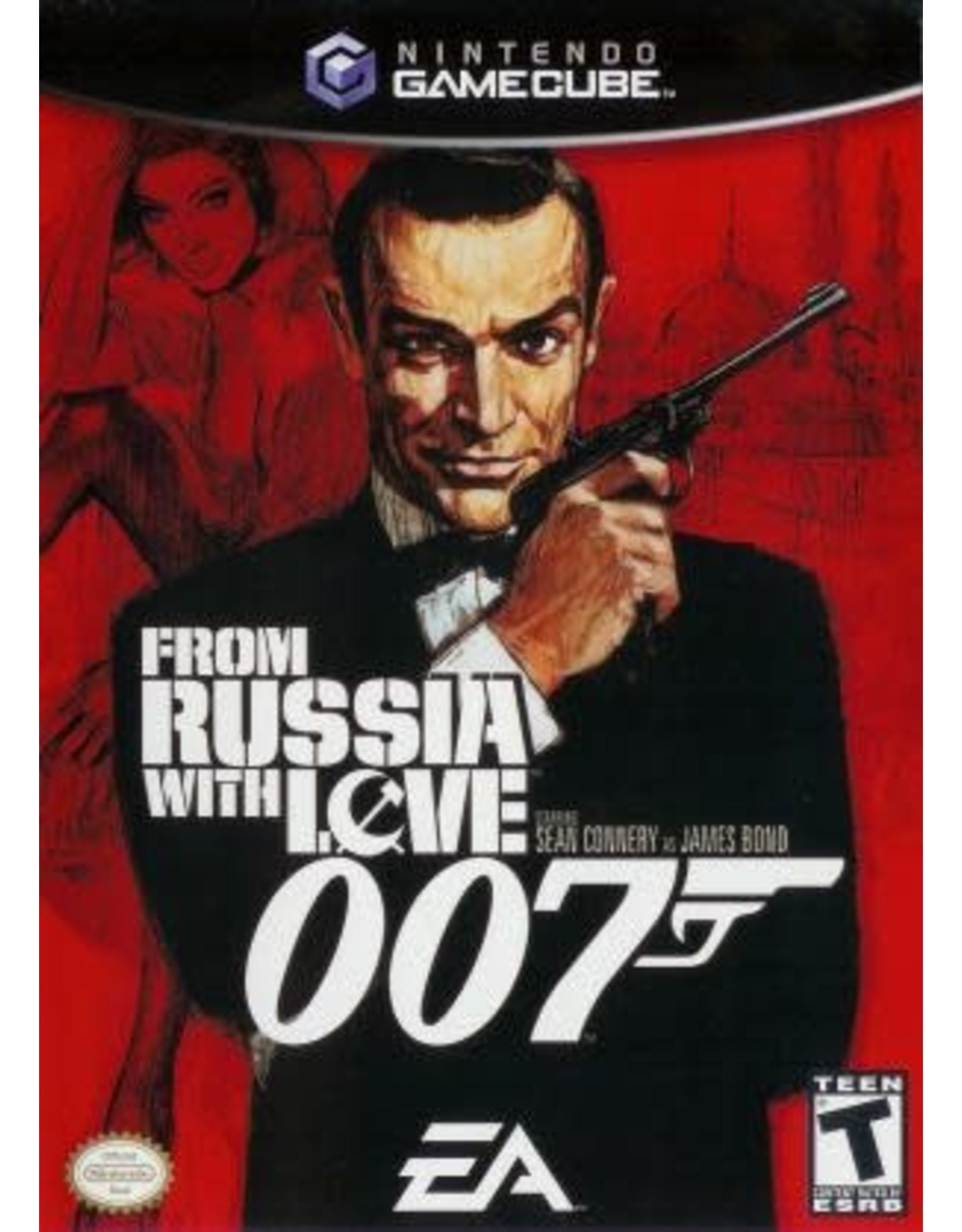 Gamecube 007 From Russia With Love (CiB)