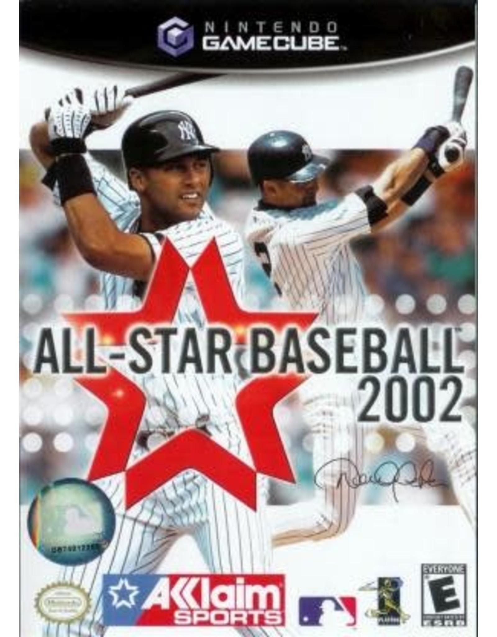 Gamecube All-Star Baseball 2002