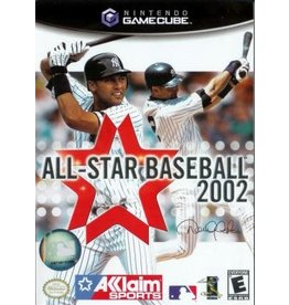 Gamecube All-Star Baseball 2002