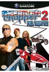 Gamecube American Chopper 2 Full Throttle